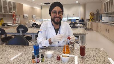 O poder dos aromas na promoção da saúde no Senac Registro-SP