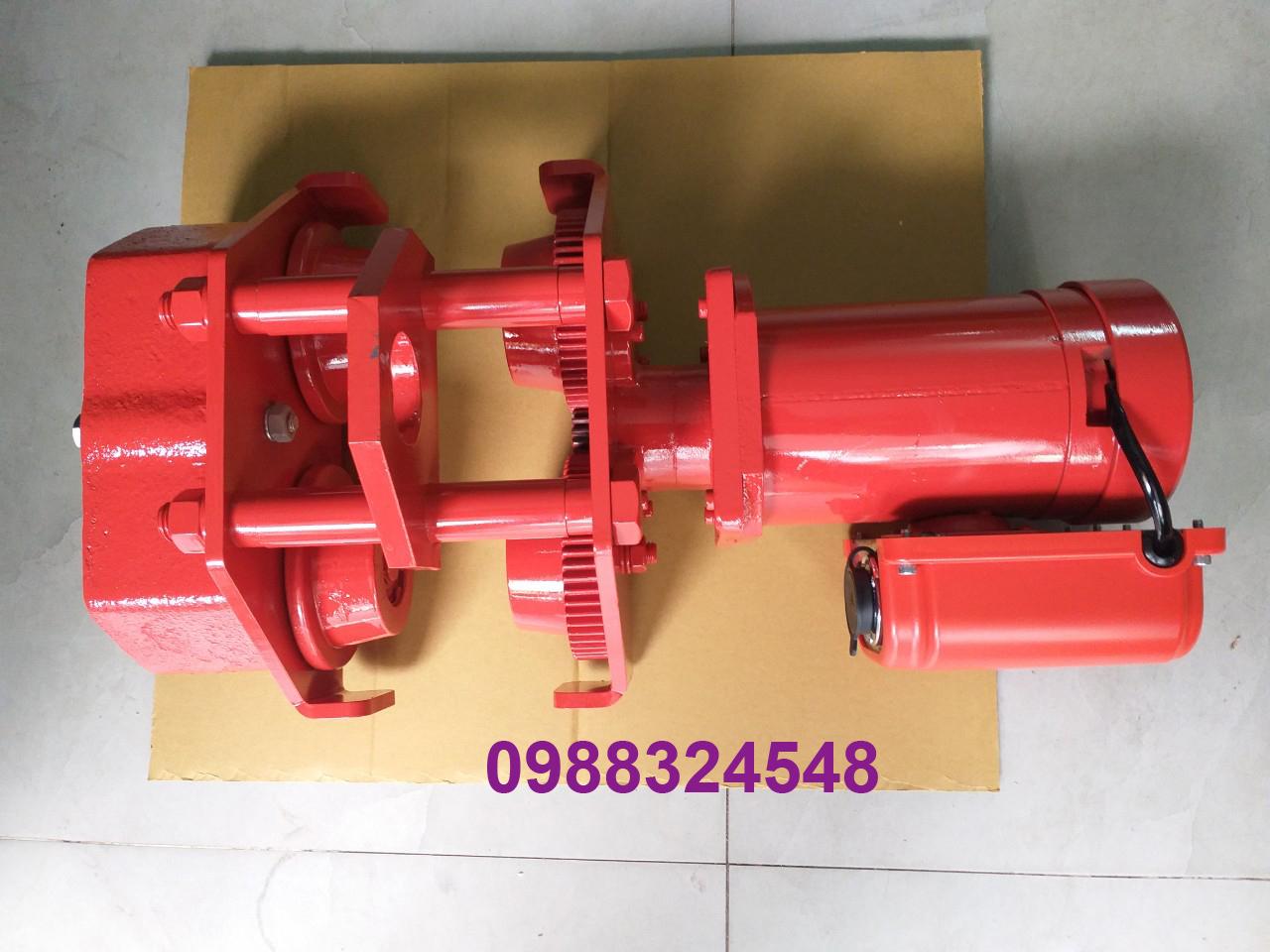 Con chạy điện Strong 2 tấn DU-102C