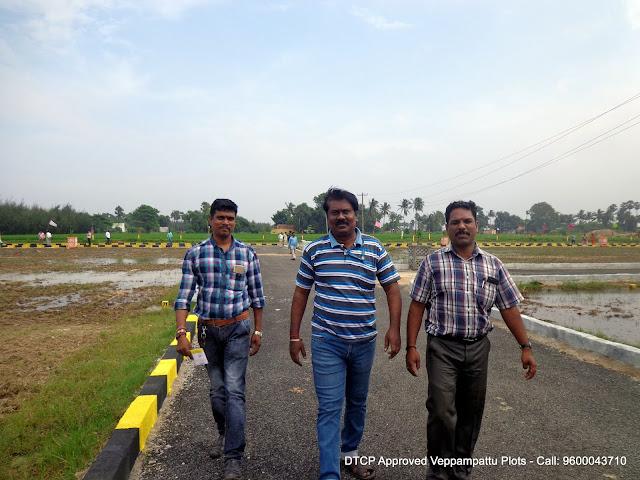 Veppampattu - DTCP Approved Plots in Veppampattu, Chennai