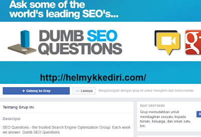 Stupid SEO Questions