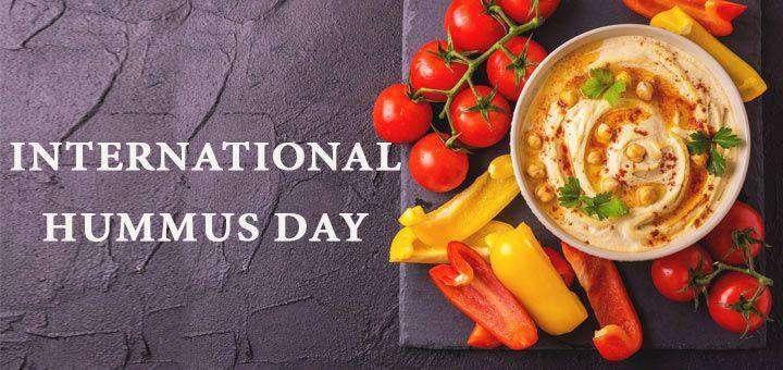 International Hummus Day Wishes for Whatsapp