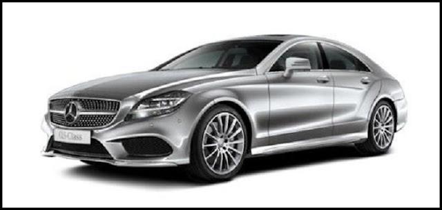 Ngoại thất Mercedes CLS 400 thiết kế độc đáo mới lạ