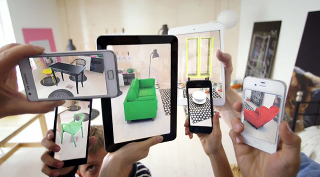 How To Use Augmented Reality For Your Business