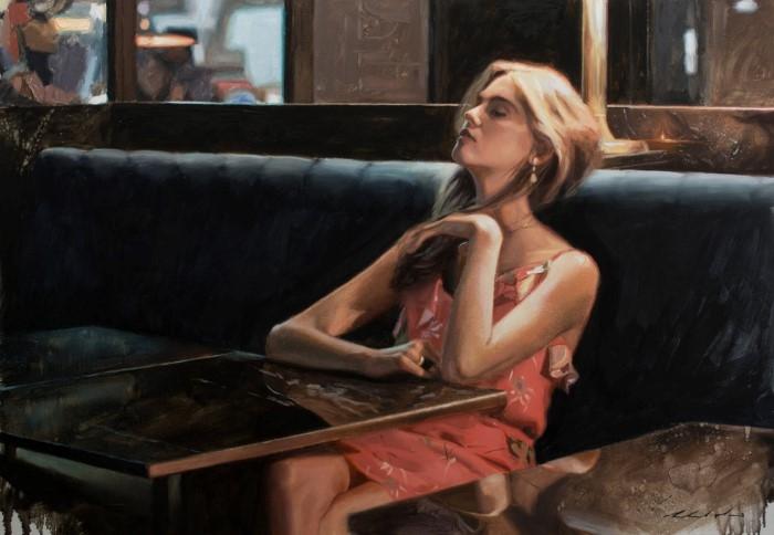 Австралийский художник-реалист. Richard Mauro