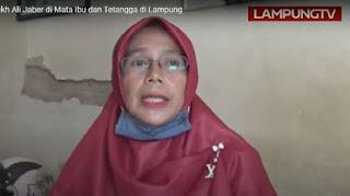 Ibu Penikam Syekh Ali Jaber Sebut Anaknya Sering Kesurupan Kalau Dengar Azan