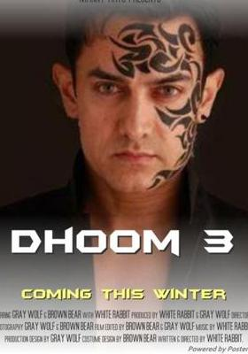 Dhoom 3 Hindi Movie Information with complete cast and crew details:-