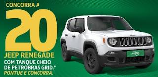 Cadastrar Promoção Petrobras Premmia 2017 20 Jeep Renegade