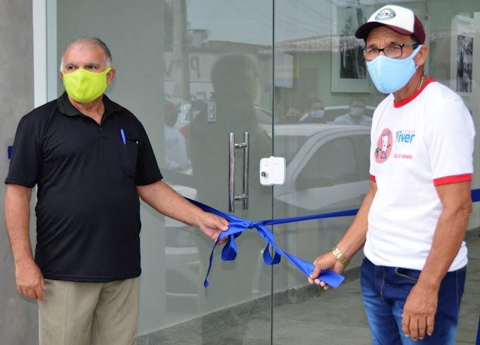 Trabalhando: Prefeitura de Guamaré inaugura marco na política pública da pessoa idosa