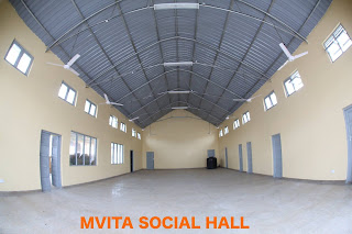 The Mombasa halls being renovated and some sections added. PHOTO | Courtesy