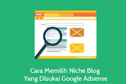 Cara Menentukan Niche Blog Terkenal Dan Bpk Tinggi Yang Disukai Google Adsense