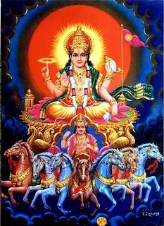 gayathri girish's blog obeisance to the sungod  makara