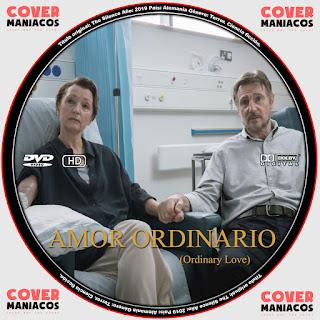 GALLETA AMOR ORDINARIO - ORDINARY LOVE 2019[COVER DVD]