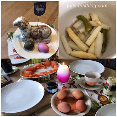 Oster - Lachsfrühstück