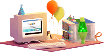 Happy birthday #GOOGLE