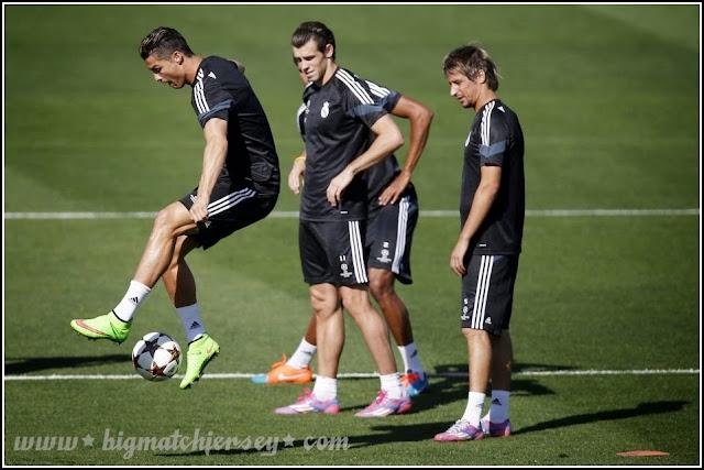 Real Madrids Cristiano Ronaldo Champions League