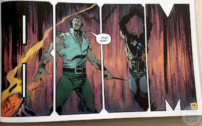 Five Ghosts Vol 2 panel