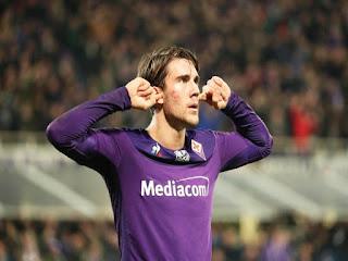 Untuk musim ini Dusan Vlahovic mempunyai catatan gol yang cukup bagus bersama Fiorentina
