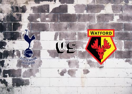 Tottenham Hotspur vs Watford  Resumen y Partido Completo