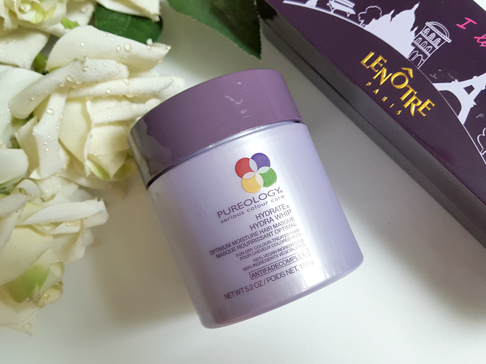 review_pureology_hydrate_hydra_whip_haar_maske_hair_mask_trockenes_coloriertes_haar