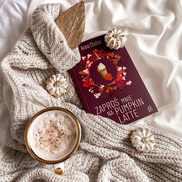 #144 Anna Chaber - Zaproś mnie na pumpkin latte