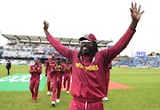 "LAST WORLD CUP APPEARANCE FOR ""CHRISTOPHER HENRY GAYLE"" 