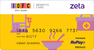 IDFC Bank partners with Zeta to launch 'IDFC Bank Benefits'- an employee benefits solution for corporates