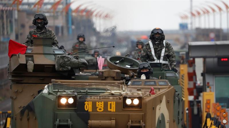 US, S Korea postpone joint military drills criticised by North