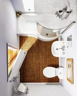 The latest Minimalist Bathroom sketches 3 dimensions