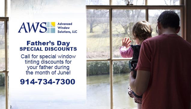Father's Day Window Tinting Discounts New York