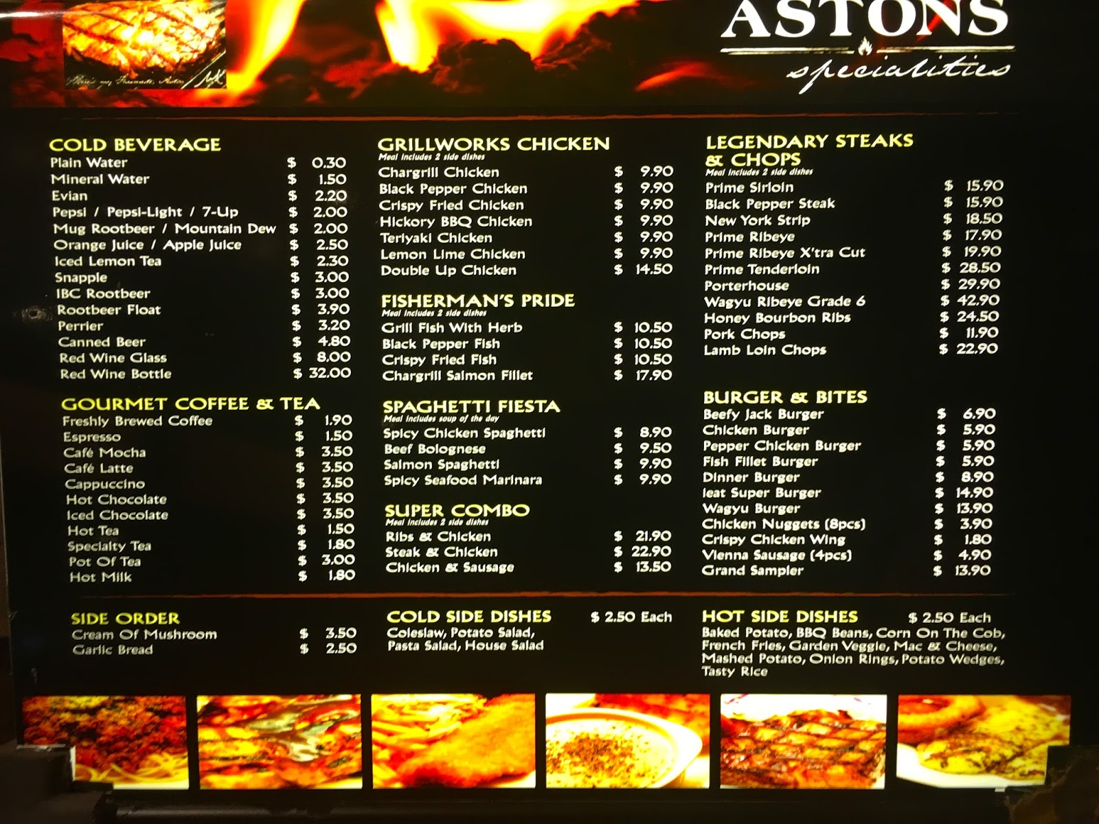 Hungry ghost singapore food blog astons specialities for Classic kebab house fish chips aston