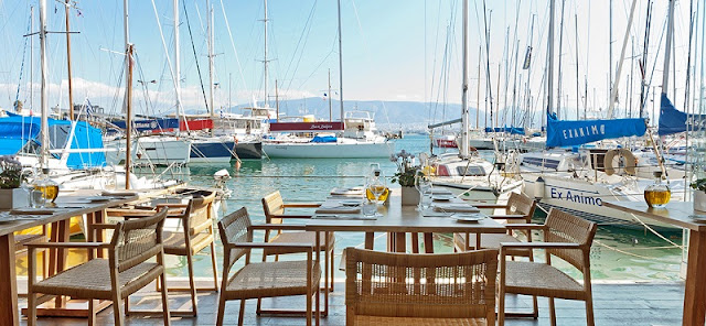 Restaurante Varoulko, Atenas