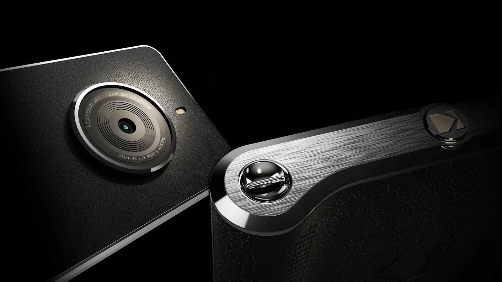 Смартфон Kodak Extra