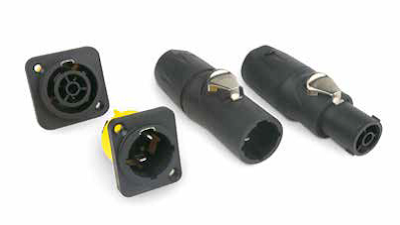 HPT Series connectors- Amphenol