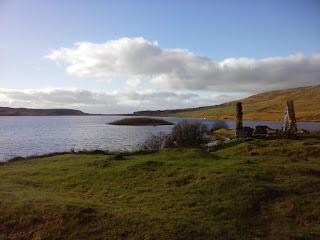 výhľad na ostrov na ostrove