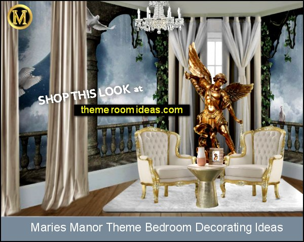 angel bedroom ideas - angel bedroom decor - angel bedroom decorating