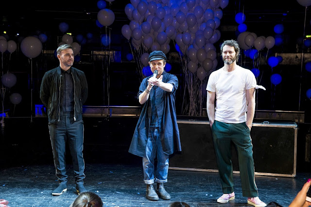 Take That reveal details of new musical The Band