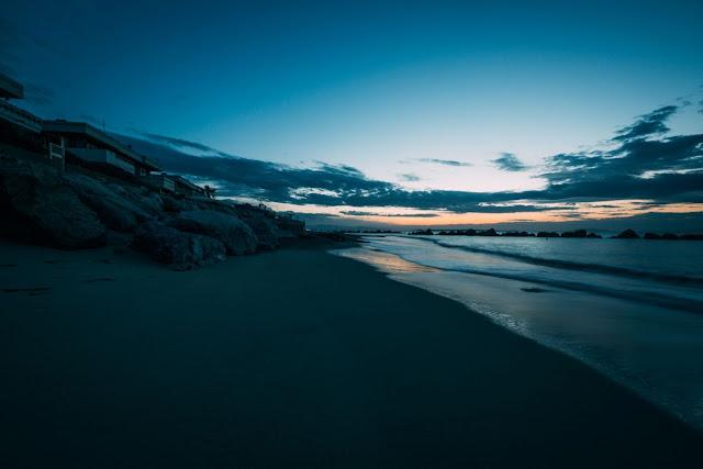 Beach evening Photo by Giuseppe Murabito on Unsplash