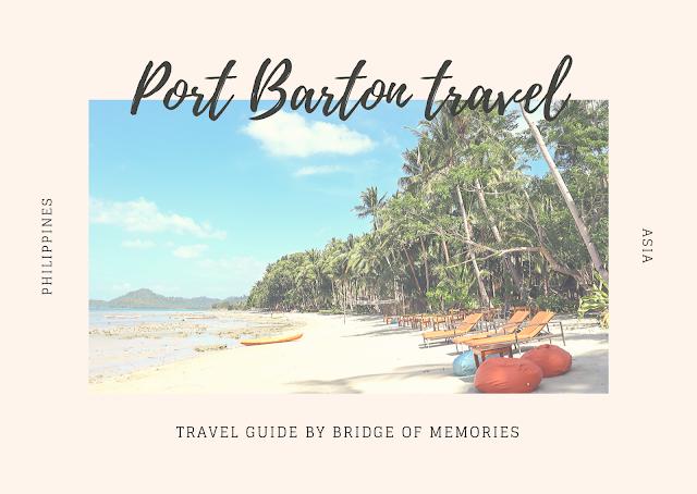 Port Barton travel secrets
