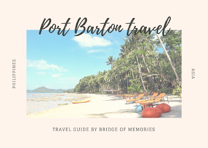 Port Barton travel secrets