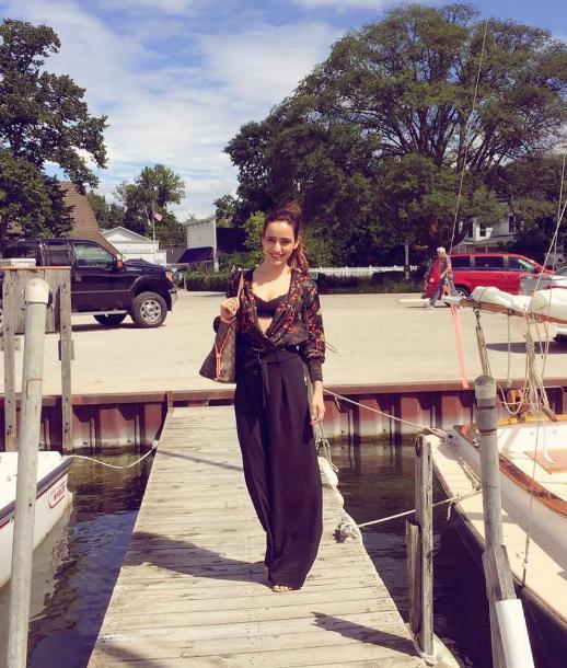 Neha Sharma Enjoying Holiday In Florida