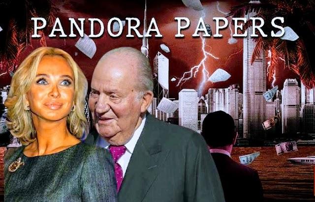 """Con el fondo offshore """"Amado"""", Corinna Larsen habría tratado de designar a Juan Carlos I como uno de sus herederos"""