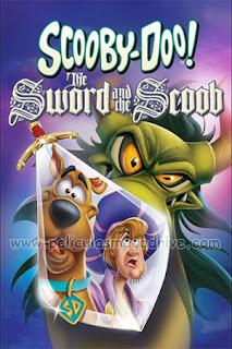 Scooby-Doo! La Espada Y Scooby (2021) [Latino-Ingles] [Hazroah]