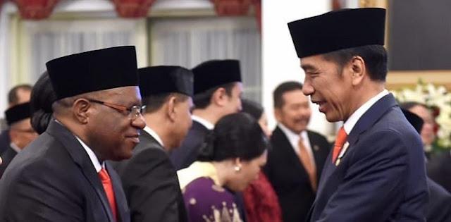 Jadi Wamen PUPR, Wempi Wetipo Dapat Instruksi Khusus Presiden Soal Papua