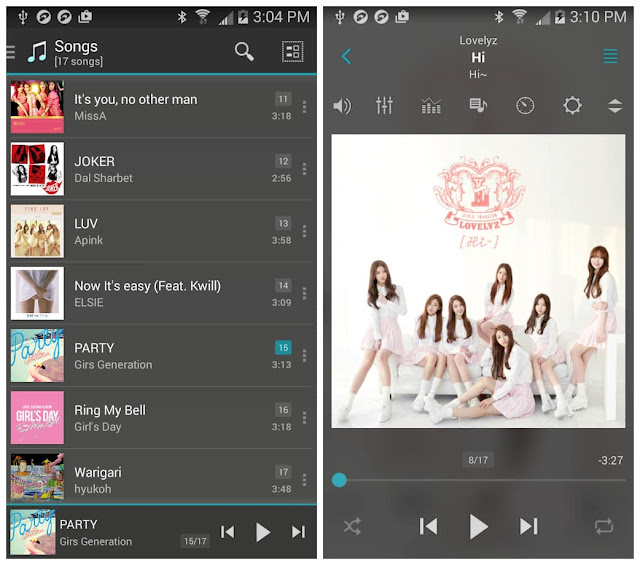 jetAudio HD Music Player Plus Cracked Apk