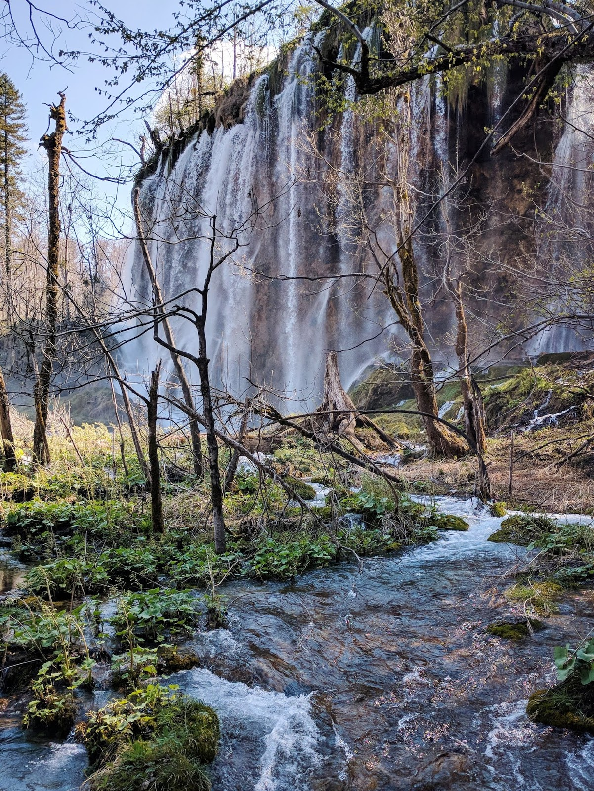plitvice lakes national park upper lakes
