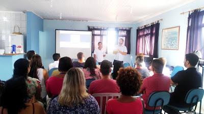 Educadores da Ilha participam até a quinta 01/03 do curso turismo pedagógico