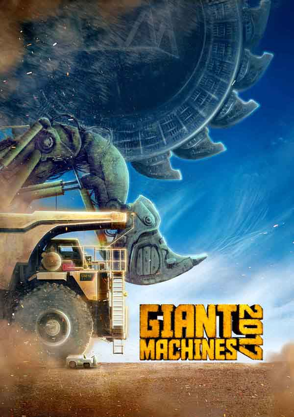 Giant Machines 2017 Download Cover Free Game