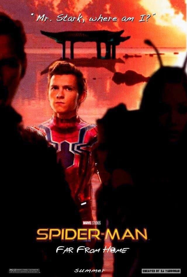 SPIDERMAN 2019