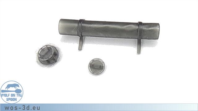 Behälter Rohrreinigungsgerät