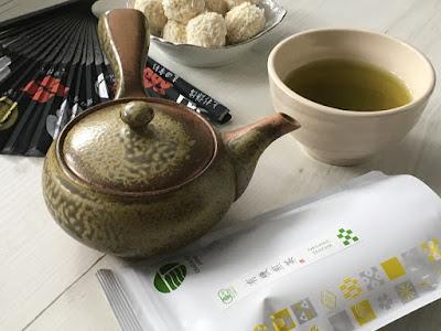 Japońska zielona herbata Sencha z ekologicznych upraw